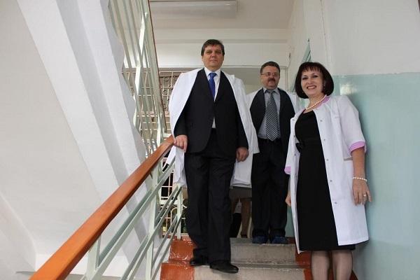 Поликлиника 54 калининского района расписание участковых врачей